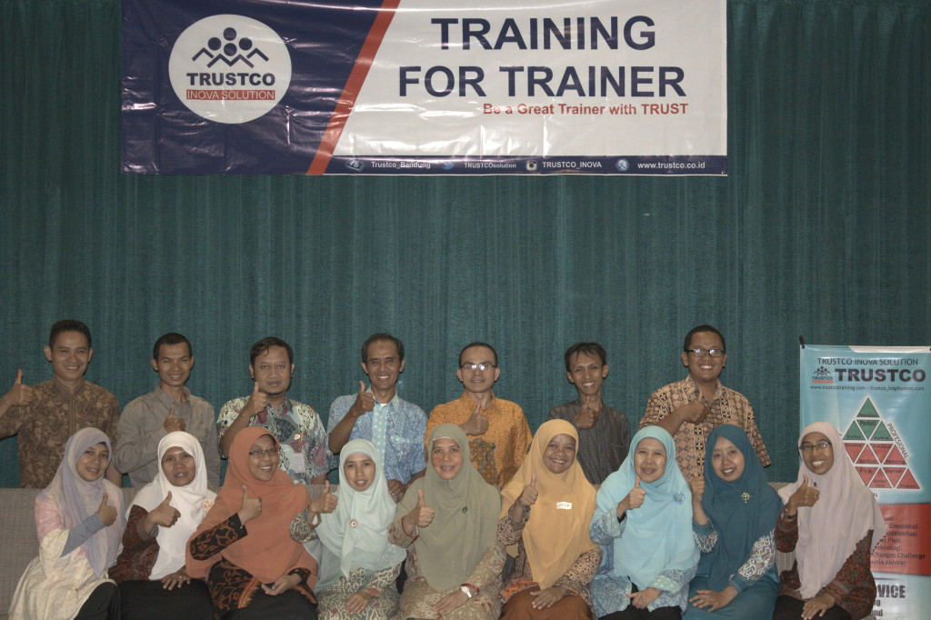 Inhouse Training for Trainer BMT Al Falah Cirebon, Juli 2017
